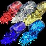 Grobes Glitter