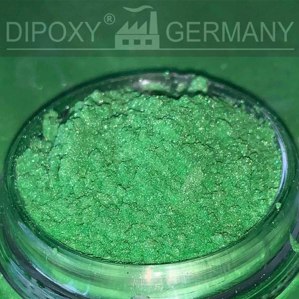 Anodizzato Effetto Pigmenti Pearl 01 Verde Epossidica Colore Polvere di pigmento Cemento