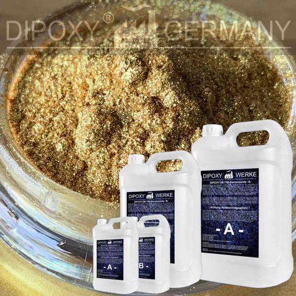 Resina epossidica trasparente Resina epossidica per laminazione  +10g 01
