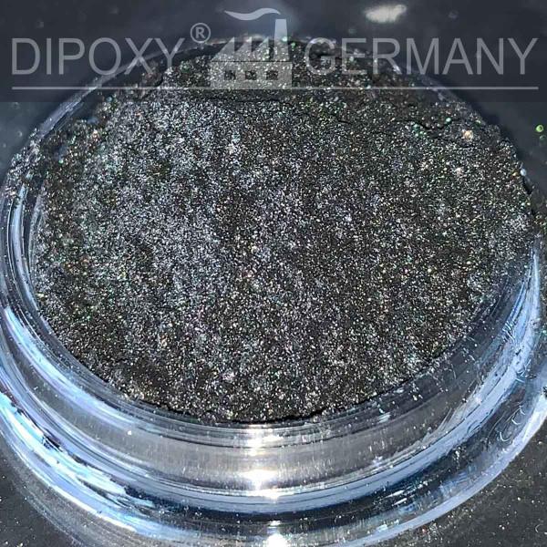 Résine Époxyde Effet Pigments Perle 01 Noir Époxy Oxyde Poudre de Pigment Béton
