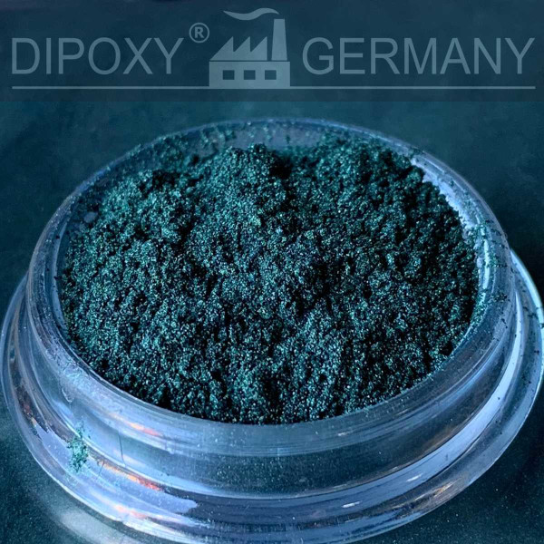 Epoxy Resin Effect Pigments Pearl 02 Green Epoxy Color Pigment Powder Concrete