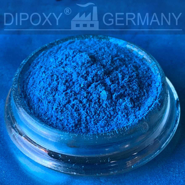 Epoxy Resin Effect Pigments Pearl 04 Blue Epoxy Color Pigment Powder Concrete