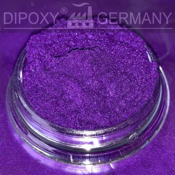 Epoxi Efecto Pigmento Pearl 01 Púrpura de Color Pigmento en polvo Hormigón