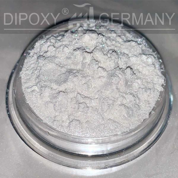 Résine Époxyde Effet Pigments Perle 01 Blanc Époxy Oxyde Poudre de Pigment Béton