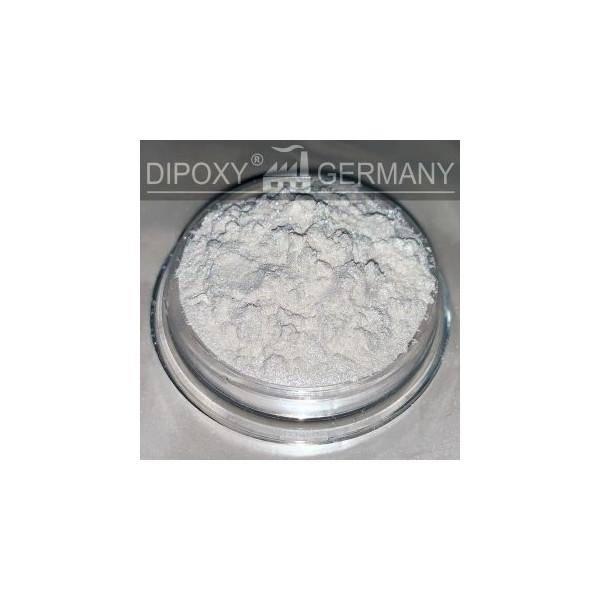Epoxi Efecto Pigmento Pearl 01 Blanco de Color Pigmento en polvo Hormigón 25g