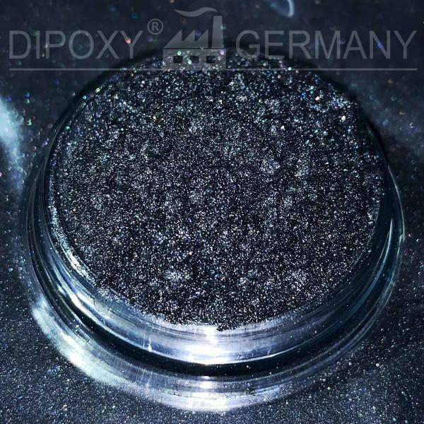 Anodizzato Effetto Pigmenti Pearl 02 Nero Epossidica Colore Polvere di pigmento Cemento