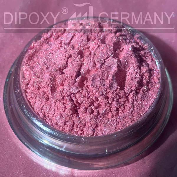 Anodizzato Effetto Pigmenti Pearl 02 Rosa Epossidica Colore Polvere di pigmento Cemento
