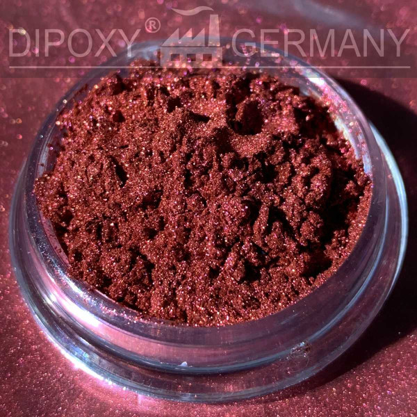 Epoxy Resin Effect Pigments Pearl 04 Red Epoxy Color Pigment Powder Concrete