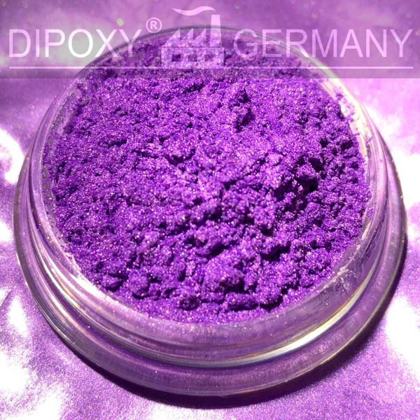 Epoxy Resin Effect Pigments Pearl 02 Purple Epoxy Color Pigment Powder Concrete