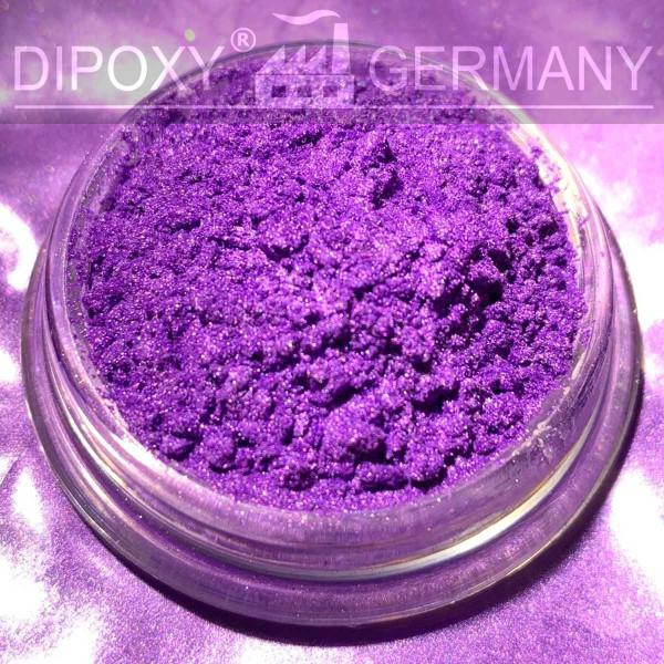 Epoxidharz Effekt Pigmente Pearl 02 Lila Epoxy Farbpigment Pigmentpulver Beton