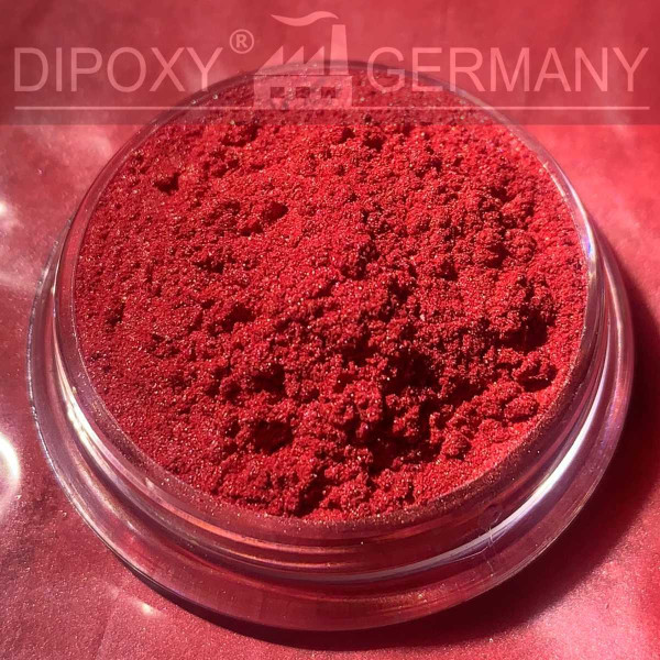 Epoxy Resin Effect Pigments Pearl 03 Red Epoxy Color Pigment Powder Concrete