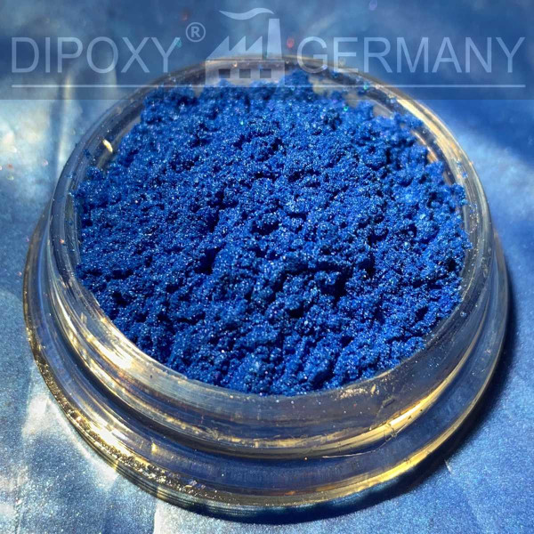 Epoxy Resin Effect Pigments Pearl 07 Blue Epoxy Color Pigment Powder Concrete