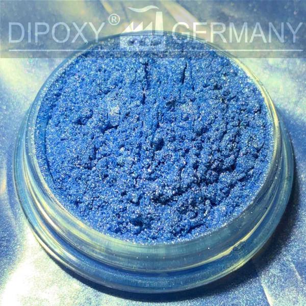 Epoxi Efecto Pigmento Pearl 08 Azul de Color Pigmento en polvo Hormigón