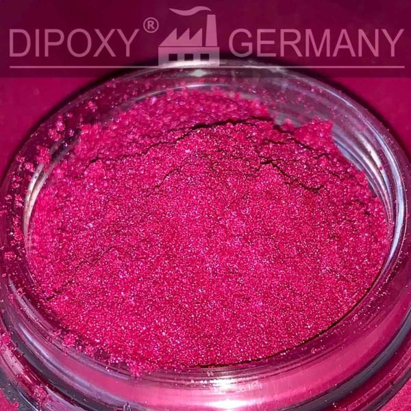 Anodizzato Effetto Pigmenti Pearl 03 Rosa Epossidica Colore Polvere di pigmento Cemento