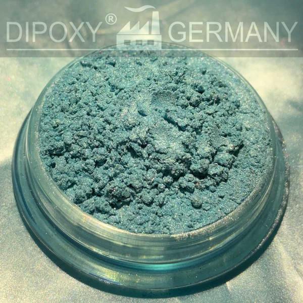 Anodizzato Effetto Pigmenti Pearl 05 Verde Epossidica Colore Polvere di pigmento Cemento